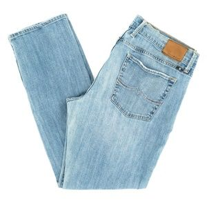 Lucky Brand Jeans Sweet N Straight Ankle 12 31X28